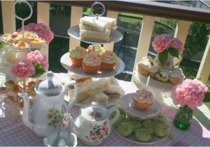85th Birthday Party Decorations High Tea Lunch Ideas