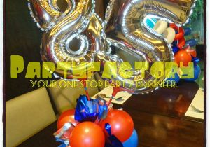 85th Birthday Party Decorations Welcome To Partyfactory Cebu Lolo Nonoy 39 S