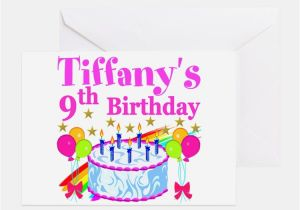 9 Year Old Birthday Card Sayings Girl Greeting Cards Ideas