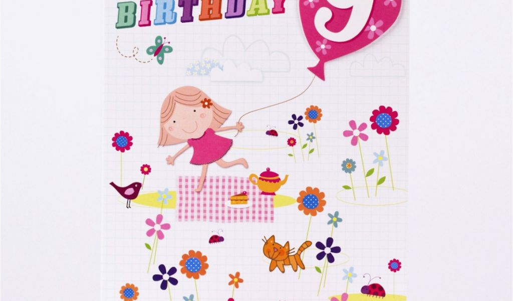 Download By SizeHandphone Tablet Desktop Original Size Back To 9 Year Old Birthday Card Sayings