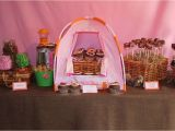 9 Year Old Birthday Girl Party Ideas Camping Party for 7 Year Old Girls Birthday Party Ideas