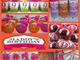 9 Year Old Birthday Girl Party Ideas Hawaiian Party Birthday Party Ideas Photo 1 Of 25
