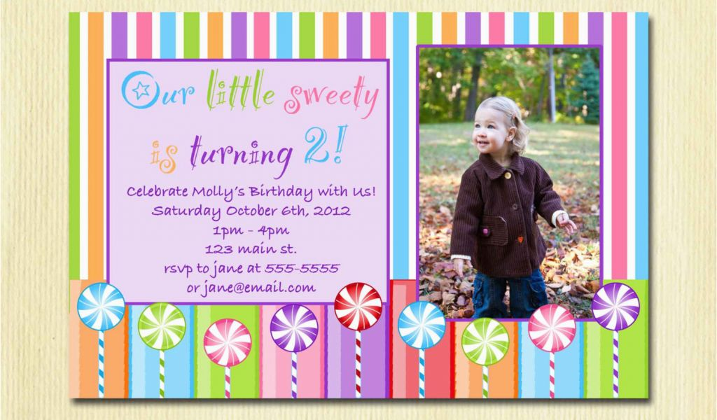 FREE Printable Two Year Old Birthday Invitations 2 Sayings 91 9 Invitation Wording