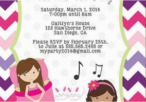 9 Year Old Birthday Invitation Wording Party Ideas For