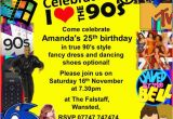 90s Birthday Invitation Templates 90s themed Party Best Ideas Home Party theme Ideas