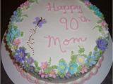 90th Birthday Cake Decorations 90th Birthday Cake Decorating Community Cakes We Bake