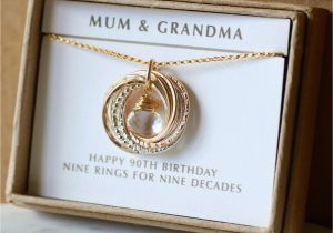 90th Birthday Gift Ideas For Her Idea April Grandmother
