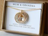 90th Birthday Gifts for Her 90th Birthday Gift Idea April Birthday Gift for Grandmother