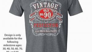 90th Birthday Ideas for Him 90th Birthday Tshirt Etsy