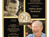 90th Birthday Invitation Template Free 15 90th Birthday Invitations Tips Sample Templates