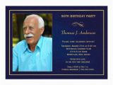 90th Birthday Photo Invitations Personalized 90th Invitations Custominvitations4u Com