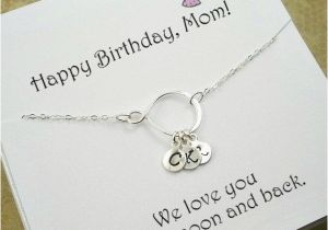 A Gift For Mom On Her Birthday Gifts Mother Presents