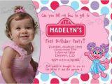 Abby Cadabby Birthday Invitations Abby Cadabby Birthday Invitation Abby Cadabby Birthday Photo