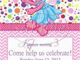 Abby Cadabby Birthday Invitations Abby Cadabby Birthday Party Invitations Abby by