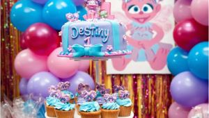 Abby Cadabby Birthday Party Decorations Abby Cadabby Party Birthday Party Ideas Photo 2 Of 56