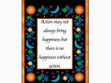 Action Birthday Cards Happiness Action Greeting Card Serenity Superstore by