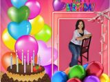 Add Photo to Birthday Card Free Happy Birthday Frame From Www Imikimi Com You Can Put In