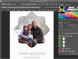Adobe Photoshop Birthday Card Template Create A Unique Holiday Card with An Adobe Stock Template