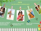 Adobe Photoshop Birthday Card Template Free Photo Templates Birthday Party Invitations 3