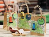 Adventure Birthday Gifts for Him Camp Adventure Favor Bags to Take On A Scavenger Hunt