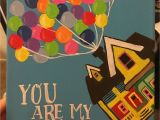 Adventure Birthday Gifts for Him Disney Up Painted Canvas to Craft Manualidades Para Mi