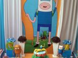 Adventure Time Birthday Decorations Adventure Time Birthday Party Ideas Photo 2 Of 21