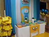 Adventure Time Birthday Decorations Adventure Time Birthday Party Ideas Photo 6 Of 21