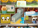 Adventure Time Birthday Decorations Adventure Time Party Food Geek Mom