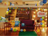 Adventure Time Birthday Decorations Hue 39 S Adventure Time themed Party 7th Birthday Party