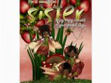 African American Birthday Cards for Sister African American Birthday Card Sister Moonies Zazzle