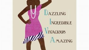 African American Diva Birthday Cards Happy Birthday African American Diva Google Search