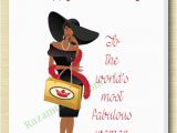 Afro American Birthday Cards Pin by Rene On African Americans Pinterest Female