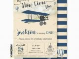 Airplane 1st Birthday Invitations Airplane Birthday Invitation Airplane Invitations