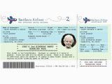 Airplane Boarding Pass Birthday Invitations Airplane Birthday Party Printable Boarding Pass Invitation