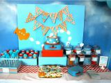 Airplane Decorations for Birthday Party Airplane Birthday Party Project Nursery