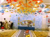 Airplane Decorations for Birthday Party Kids Birthday Party Planners In Bangalore Decorators
