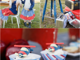 Airplane Decorations for Birthday Party Little Pilot Airplane Inspired Birthday Party Ideas