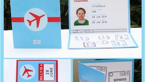 Airplane themed Birthday Party Invitations Airplane Party Printables Invitations Decorations