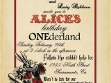 Alice and Wonderland Birthday Invitations Free Printable Alice In Wonderland Birthday Invitations