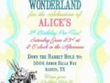 Alice In Wonderland 1st Birthday Invitations Items Similar to Alice In Wonderland Queen Of Hearts