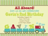 All Aboard Birthday Invitation Train Birthday Printable Invitation All Aboard Train