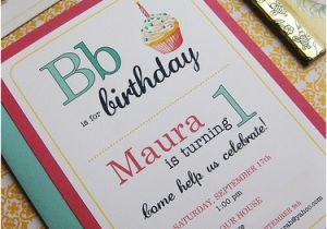 Alphabet Birthday Invitations 25 Best Ideas About Alphabet Birthday Parties On