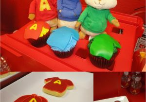 Alvin and the Chipmunks Birthday Decorations Mkr Creations Alvin and the Chipmunks Party theme