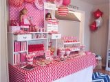 American Girl Birthday Decorations Kara 39 S Party Ideas American Girl Doll themed Birthday