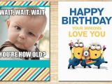 Amusing Birthday Cards Funny Birthday Cards to Share A Laugh