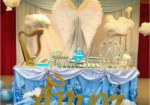 Angel themed Birthday Party Invitations Angel theme Party Party Popping Pinterest Angel