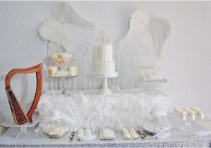 Angel themed Birthday Party Invitations Best 25 Angel Baby Shower Ideas On Pinterest