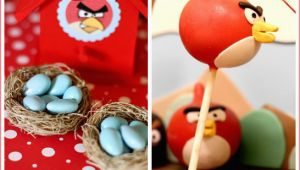 Angry Birds Birthday Decorations Angry Birds Birthday Party