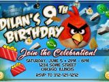 Angry Birds Birthday Party Invitations isigidi Journal these are A Few Of Our Favourite Things