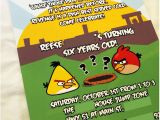 Angry Birds Birthday Party Invitations Trends Angry Birds Parties On Catch My Party Catch My Party